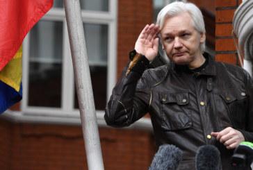 """Арестуваха съоснователя на """"Уикилийкс"""""""