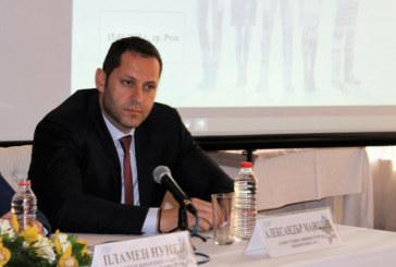 Александър Манолев подаде оставка като зам.-министър на икомомиката