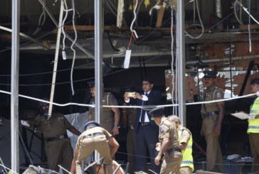 Седма експлозия разтърси Шри Ланка