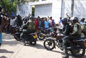 Задържаха микробус, превозвал експлозивите за атаките в Шри Ланка