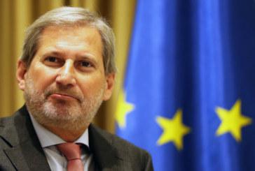 Хан: Отлагането на преговорите с Македония ще има драматични последици за Балканите