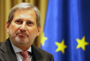 Хан: ЕК ще препоръча отваряне на преговорите със Северна Македония и Албания