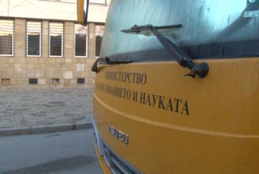 Едно дете остава в болница след катастрофата с училищен автобус