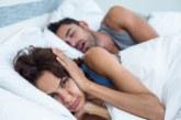 Хъркането може да доведе до развод