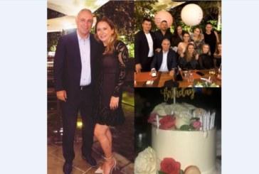 Стоичков позлати жена си за юбилея ѝ
