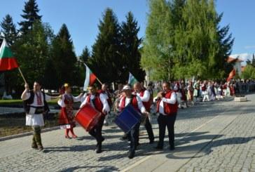 Гоце Делчев в плен на магията на танца