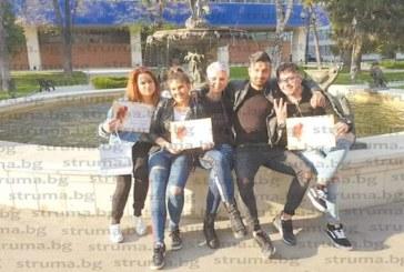 Ученици от ПГТЛП – Благоевград призьори във фестивал на красотата и прическата