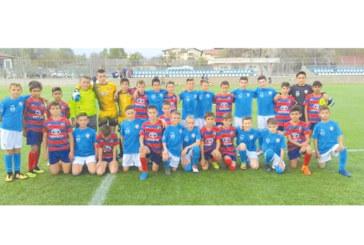 Футболните таланти от Сандански с атракция 3:3 срещу македончета