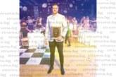 """НАШИ ПО СВЕТА! Половин година след пристигането си в Англия баскетболистът от Благоевград Р. Дундалов стана """"Спортист на годината"""" на университет в Лестър"""