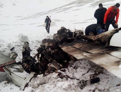 Транспортират у нас телата на жертвите на авиокатастрофата край Скопие