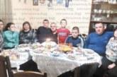 """Президентът на """"Шах клуб Виктори Благоевград"""" М. Атанасов почерпи за рожден ден"""