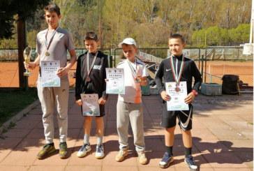 Щерка на благоевградски хотелиер спечели регионалния тенис турнир на Бачиново