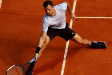 Григор Димитров се издъни срещу 81-вия в света в Барселона