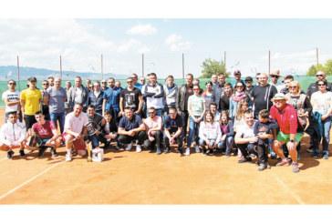 Благоевградчанин втори на тенис в Петрич