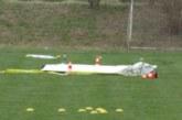 Продължава разследването на катастрофата със самолет край Пловдив