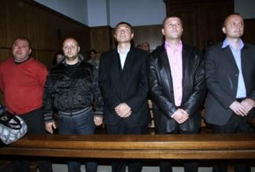 ВКС обяви решението за присъдите на петимата полицаи за смъртта на Чората