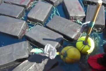 150 кг кокаин изплуваха край бреговете на Румъния