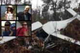 Загиналите в разбилия се самолет са роднини на Дилма Русеф и Петър Корнажев