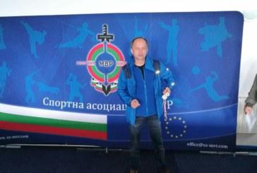 Пернишки полицай взе злато от националния шампионат по шах на МВР