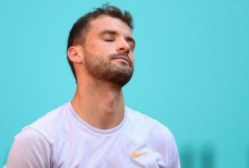 Григор загуби от Тейлър Фриц на Мастърса в Мадрид