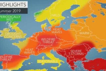 Лоша прогноза! Чакат ни порои и градушки през лятото