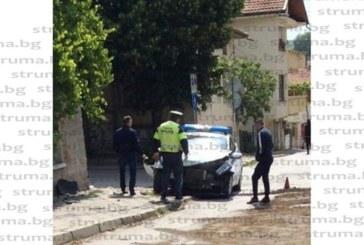 Двама полицаи са ранени при катастрофата в Сандански