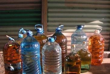 Откриха 60 литра контрабанден алкохол в камиона на дупичанин