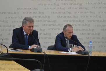 Министър Вълчев опроверга в Благоевград слуховете, стигнали до Гърция, че местят ЮЗУ в Пловдив или Перник