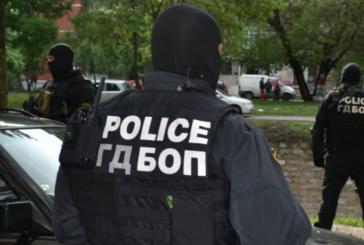Над 15 арестувани при спецакция на ГДБОП