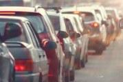 Интензивен трафик заради дългия уикенд