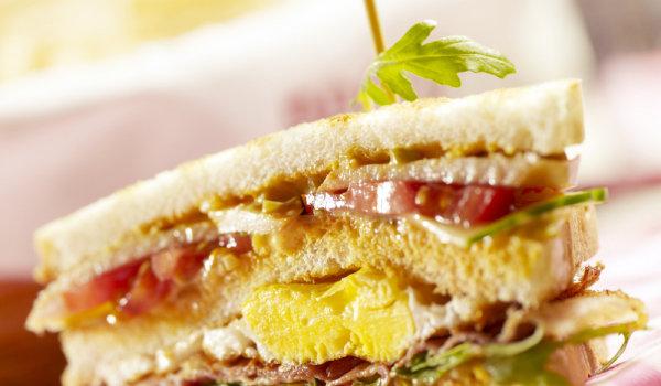 Английски сандвичи