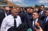 """Б. Борисов хвърли бомбата край Благоевград:  Правя АМ """"Струма"""" от двете страни на Кресна, после – някой друг"""