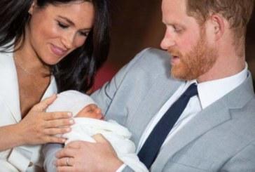 Британците плащат! Меган Маркъл прахоса 1 милион паунда, докато роди принц Арчи