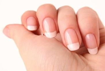 Кислородна вода против гъбички на ноктите