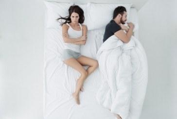Какво говори за вашата връзка позицията ви на спане
