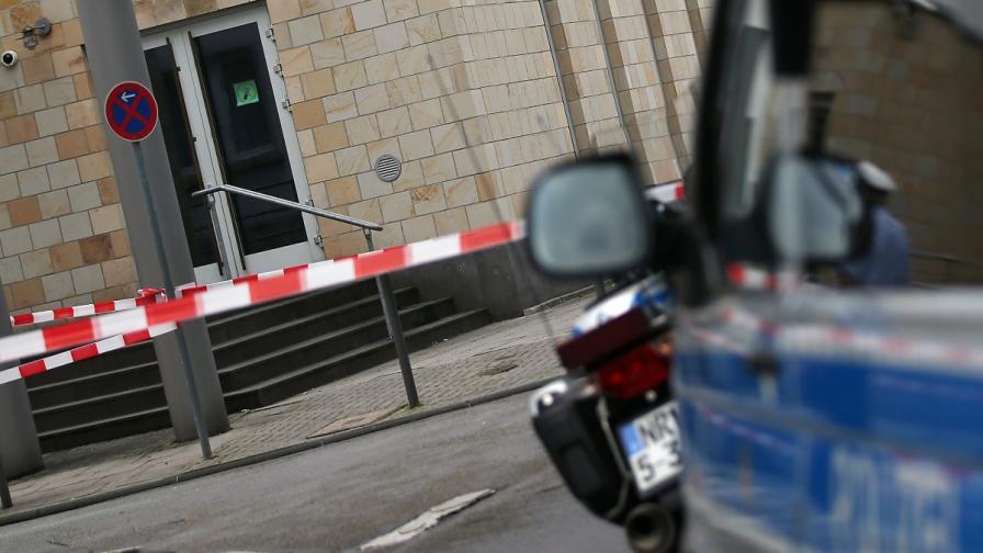 Полицията в Германия: Българиът е виновен за експлозията в дома му