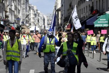 """Френските """"жълти жилетки"""" излязоха на протест за 27-и път"""