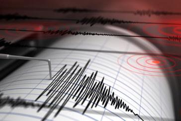 Земетресение край Хаджидимово