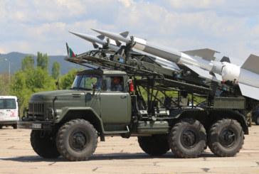 1000 военни и 50 машини за парада в центъра на София