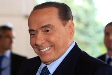Берлускони излезе от болницата
