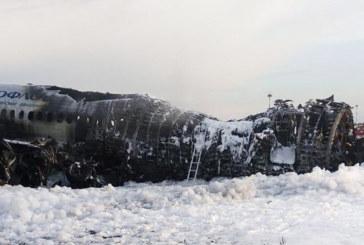 Пилотът на катастрофиралия в Москва самолет: Заради мълния загубихме радиовръзка