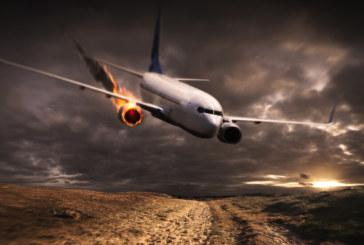 Самолет се разби в Мексико