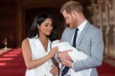 Защо бебето на Хари и Меган носи презимето Маунтбатън-Уиндзор