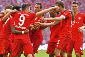"""""""Байерн Мюнхен"""" е шампион на Германия за 7-ми пореден път"""