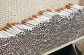 Иззеха 25 200 къса цигари без бандерол от кола в Кюстендил