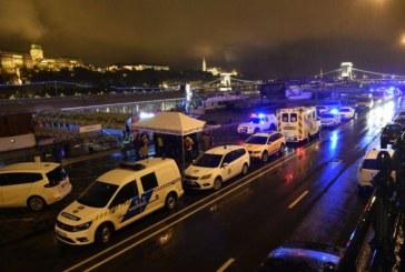 Туристически кораб се преобърна в река Дунав, 7 загинали, 20 в неизвестност