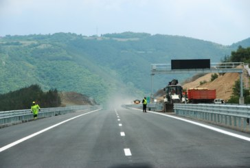 Утре! Б. Борисов открива новите 6 км от магистрала Струма