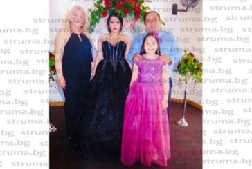 Съветникът К. Костадинов посрещна 100 гости за абитуриентската на дъщеря си Марианна