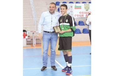 """""""Интер"""" презентира хандбалист от Гоце Делчев за националния тим"""
