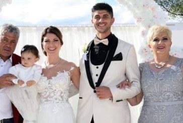 Най-сетне! Синът на Николина Чакърдъкова вдигна пищна сватба